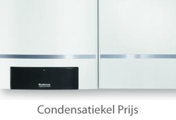 condensatieketel prijs