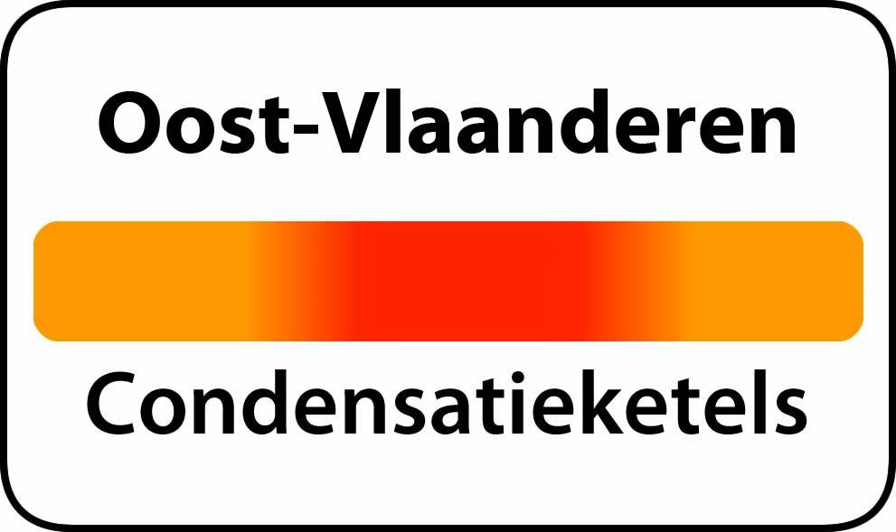 Condensatieketels Oost-Vlaanderen