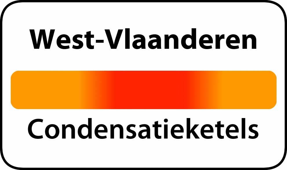 Condensatieketels West-Vlaanderen