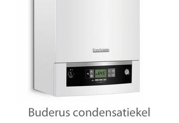 buderus condensatieketel